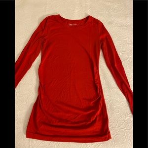 Gap Maternity Long Sleeve T-shirt Size XS